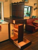 神戸Y邸 家具